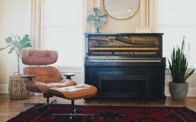 8 Tipps für Dein Musikzimmer aka Überaum, damit Du richtig produktiv & konzentriert bist