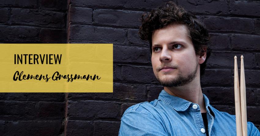 """""""Sei glücklich, gesund und neugierig im Leben und du hast Spaß an der Musik."""" – INTERVIEW mit Clemens Grassmann"""