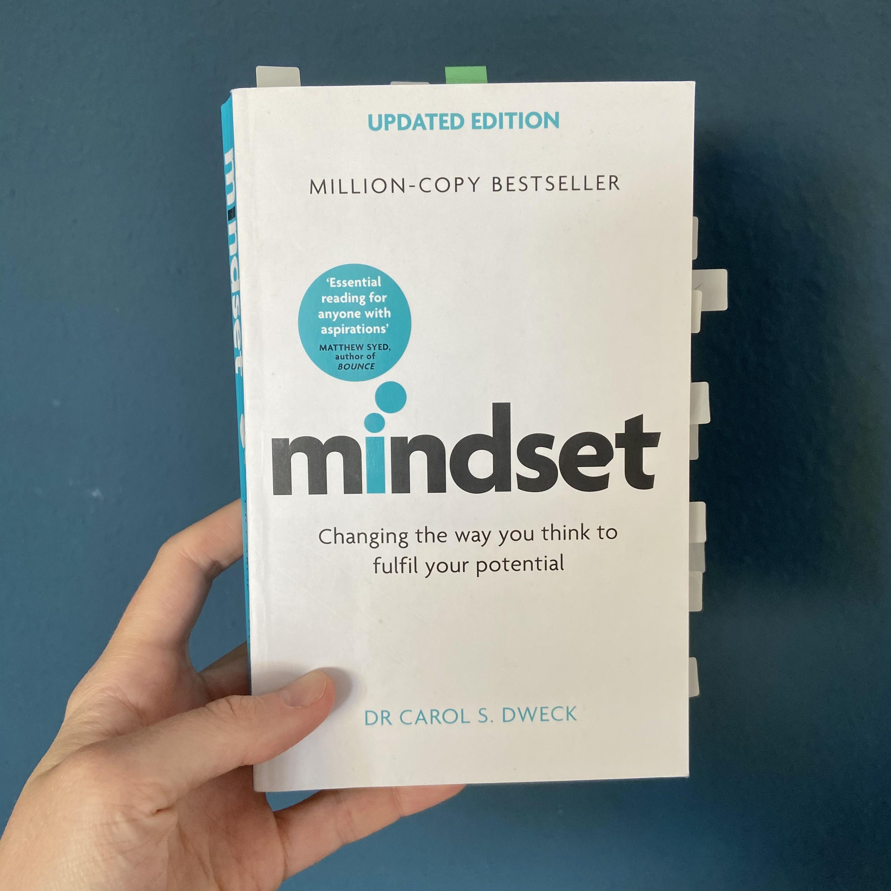 dweck-mindset-buch