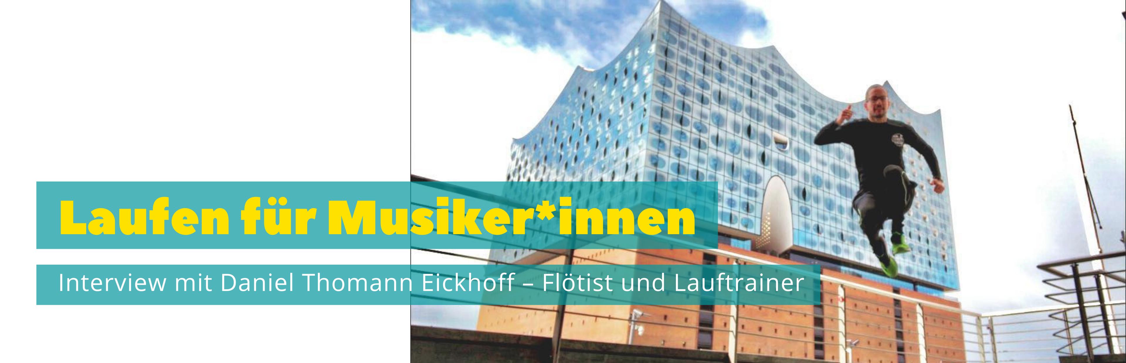 Laufen, Musiker, Flötist Daniel Tomann-Eickhoff