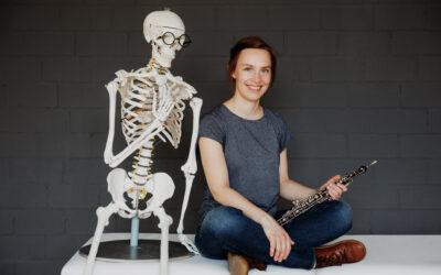 Körperverständnis für Musiker*innen –Interview mit Sophie Stahl, Oboistin & Physiotherapeutin
