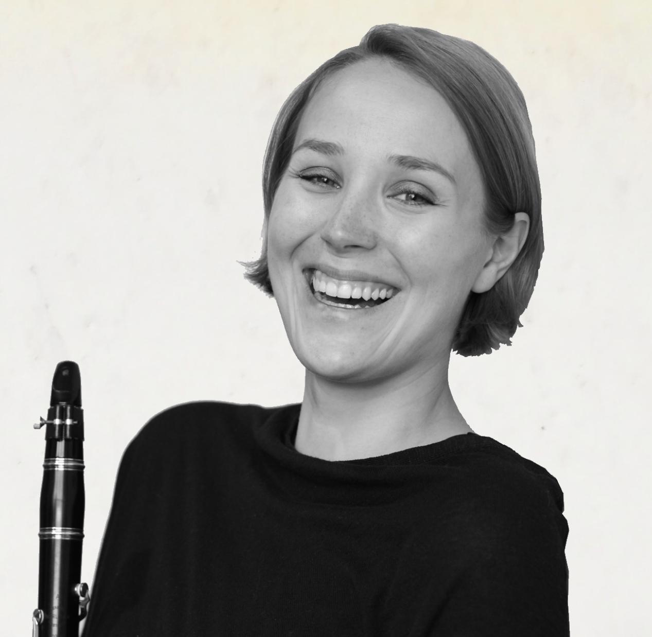 Melina Paetzold Musikerin Klarinette